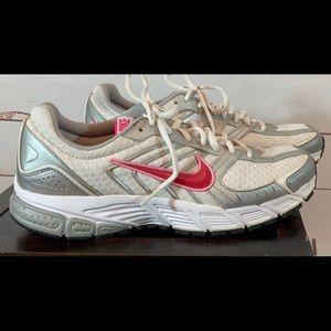 Nike Air Vapor Quick Running Shoe White Gray 9